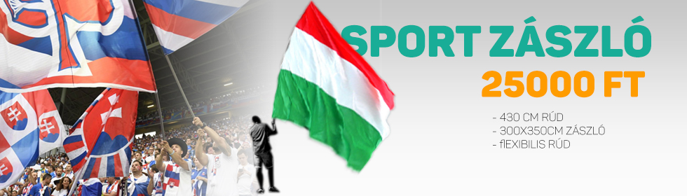 Zászlóbolt - Magyar zászló